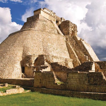 Uxmal, paraíso maya de México
