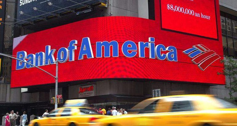 Bank of America supera estimaciones trimestrales