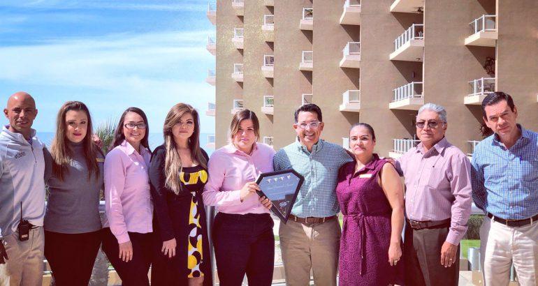Las Palomas Beach and Golf Resort es reconocido con AAA Diamond Award