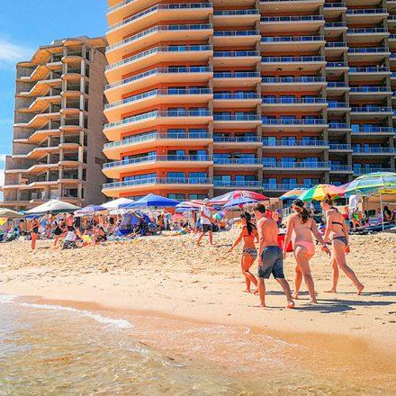 Aumenta afluencia turística en Sonora
