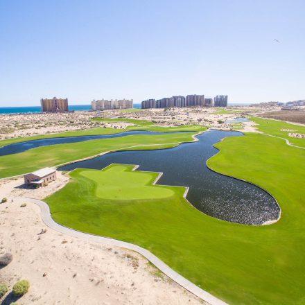 Campo de golf The Links entre los mejores 50 de México