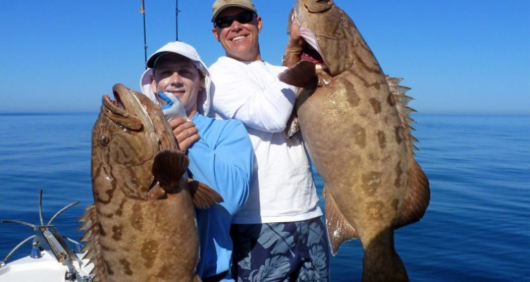 Pesca deportiva en Puerto Peñasco