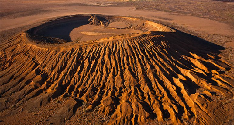 Descubre El Pinacate y el Gran Desierto de Altar
