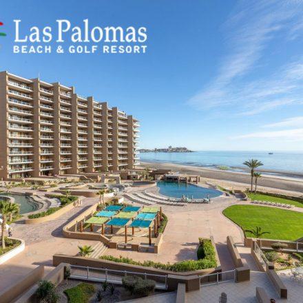 Disfruta del increíble Mar de Cortés en Las Palomas Beach & Golf Resort
