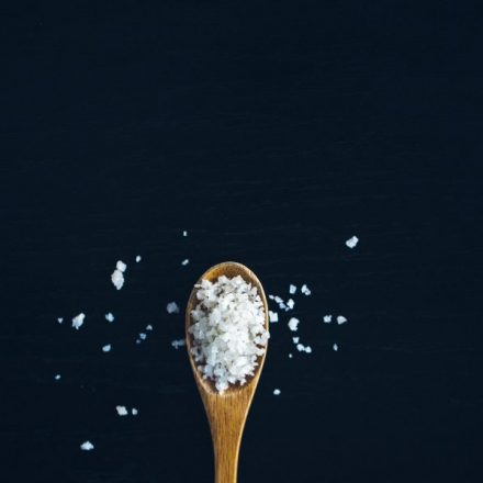 ¿Sal de mar o sal de mesa?