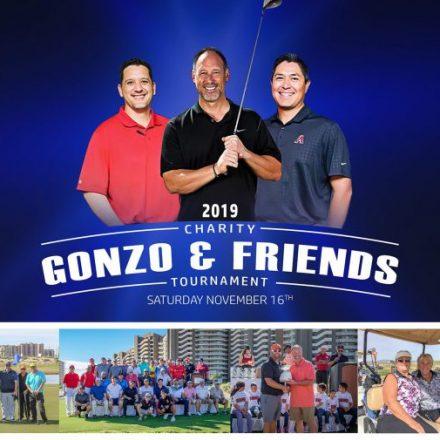 """Regresa el Torneo de Caridad de Las Palomas Beach & Golf Resort y la MLB, """"Gonzo & Friends"""""""