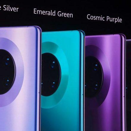 Los nuevos Huawei Mate 30 y Mate 30 Pro incluyen Android y cuatro cámaras