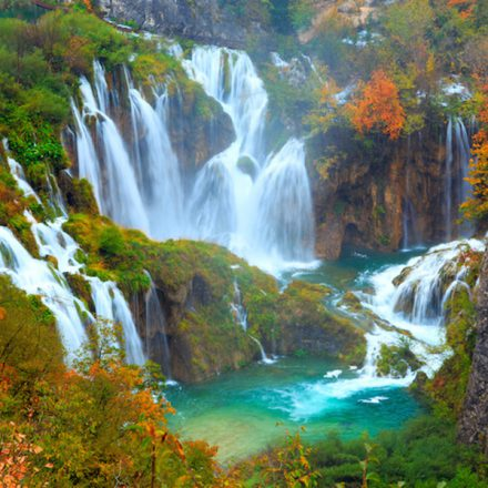 Lagos Plitvice, Croacia: una reserva natural de ensueño