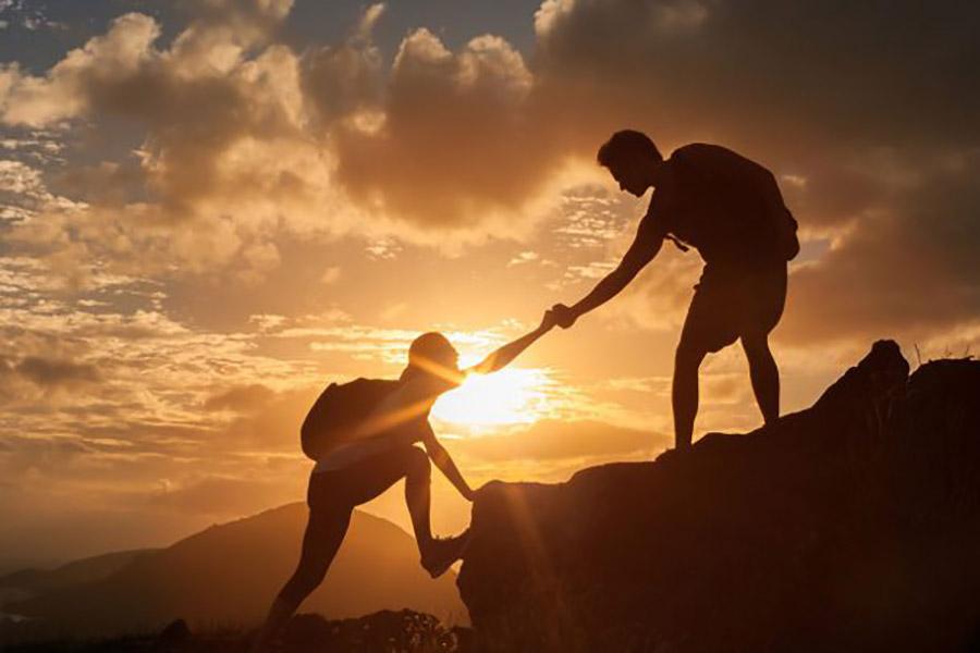 El secreto de la felicidad está en ayudar a los demás