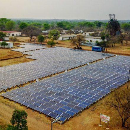 Países europeos se unen para financiar proyectos de energía renovable en África