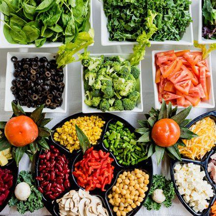 Comer saludable beneficia tu salud… ¡y al medio ambiente!