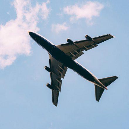 Compañía holandesa desarrolla combustible para aviones hecho a base de CO2
