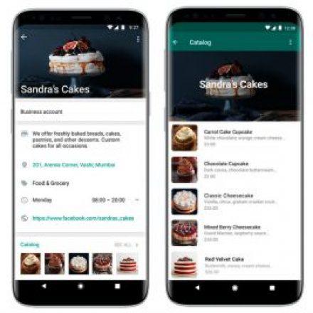 WhatsApp Business impulsa crecimiento de PYMES con nueva función de catálogo en línea