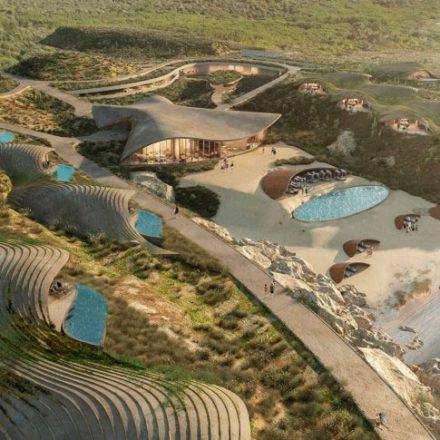 Chablé Mar de Cortés, un lujoso hotel camuflado en el desierto