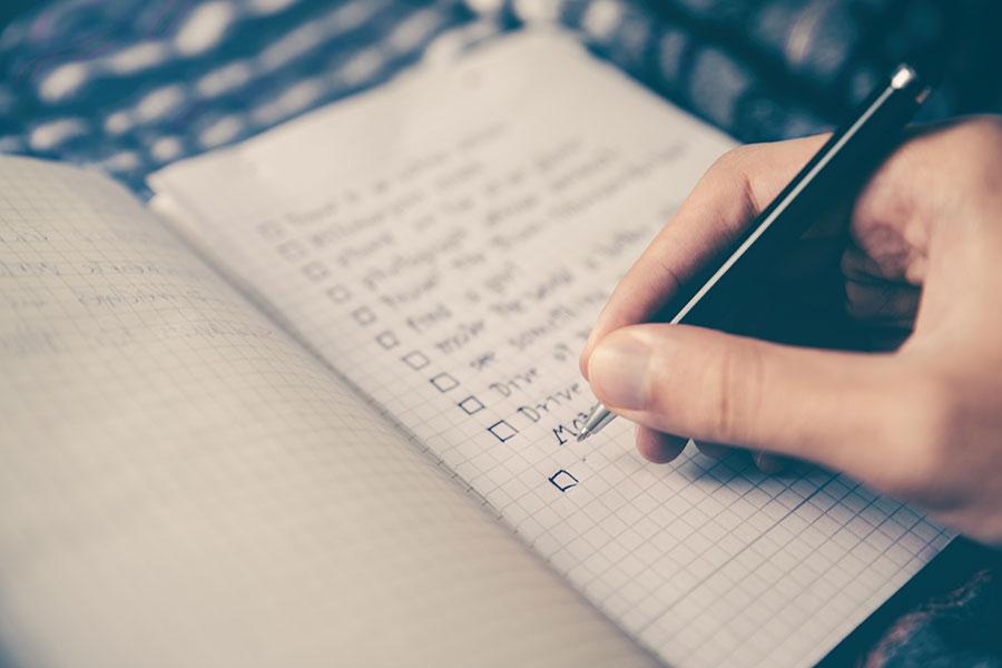 Cómo crear una rutina diaria en 4 sencillos pasos