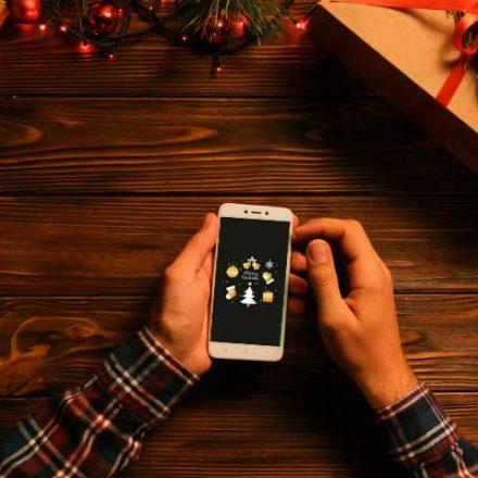 7 apps para crear originales tarjetas de Navidad