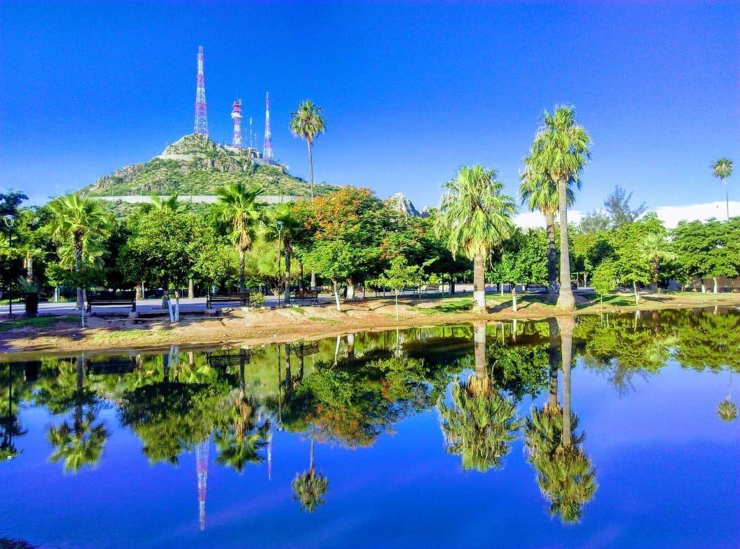 Parque Madero, Hermosillo Sonora Luis Fernando Heras Portillo