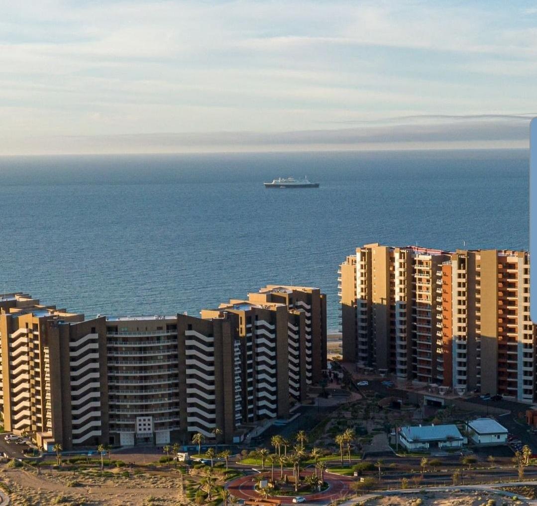 Las Palomas Beach and Golf Resort Puerto Peñasco Sonora Luis Fernando Heras Portillo
