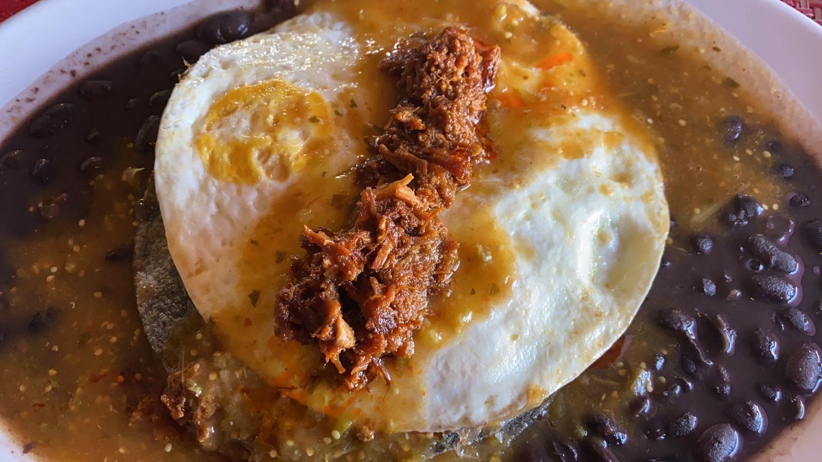 huevos desayuno sonora Luis Fernando Heras Portillo