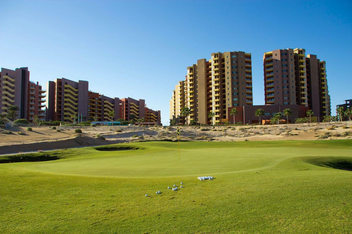 Las Palomas Beach and Golf Resort Puerto Peñasco Sonora Luis Fernando Heras Portillo
