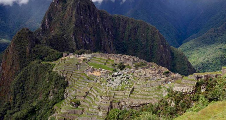 Perú plantará un millón de árboles para proteger a Machu Picchu ante desastres naturales