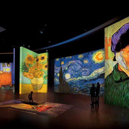 Vive la impresionante experiencia 'Van Gogh Alive' en la CDMX