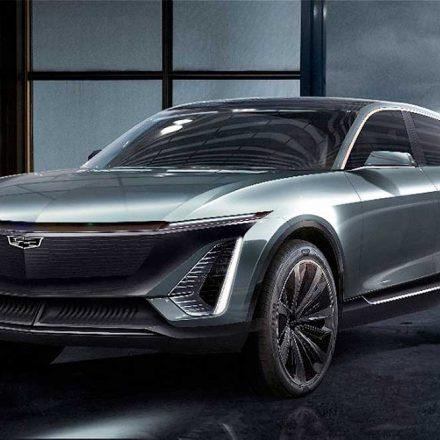 Cadillac presentará su nuevo auto eléctrico en abril