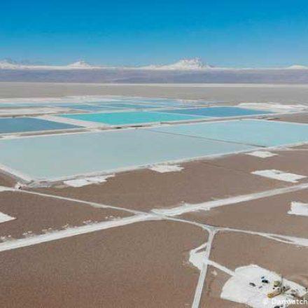 Explotación de litio deja sin agua a pobladores de la región de Atacama, en Chile