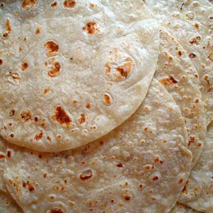 Receta de tortillas de harina estilo Sonora