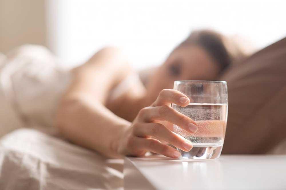 Cuatro hábitos alimenticios para mejorar tu calidad de sueño