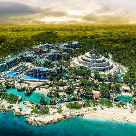 Xcaret es reconocido nuevamente como el mejor parque acuático del mundo