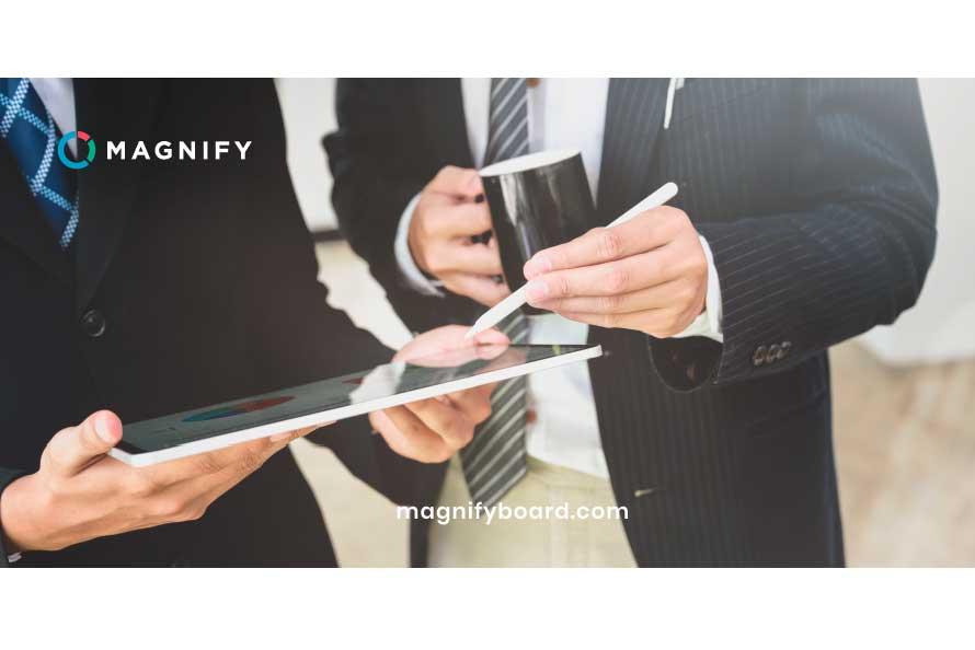 Magnify: Toma de decisiones oportunas con tu equipo empresarial