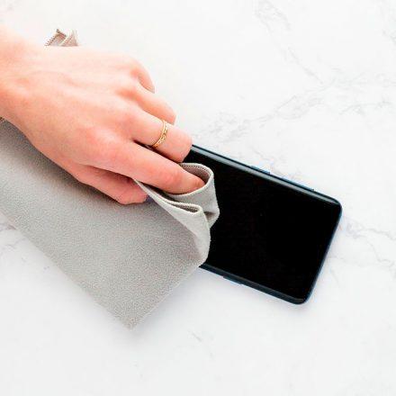 ¿Cómo desinfectar correctamente tu celular?
