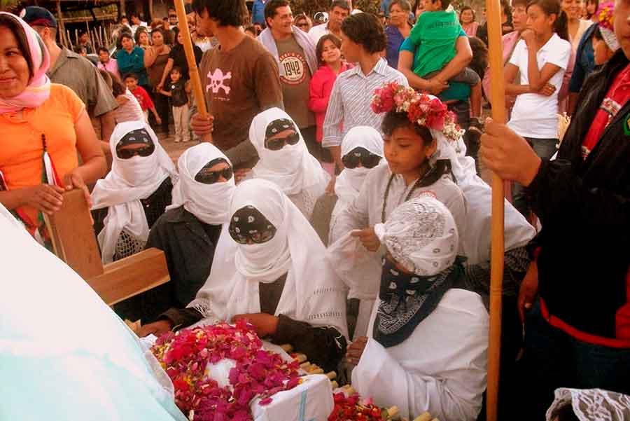 celebración de El Conti en El Júpare Sonora