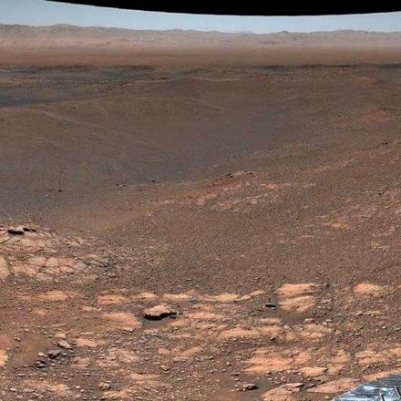 La NASA difunde la foto más detallada de Marte hasta el momento
