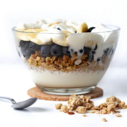 5 increíbles beneficios de comer yogurt