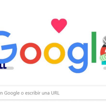 Con doodles, Google agradece a trabajadores de la salud y sectores esenciales