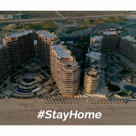 """""""You there and me here"""": CVB of Rocky Point encourages visitors to #StayHome"""