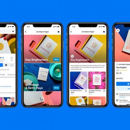 Facebook Shops, la nueva herramienta para vender en línea