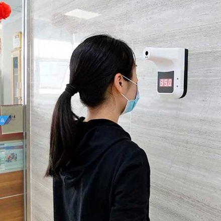 El uso de la tecnología como estrategia para prevenir contagios en China