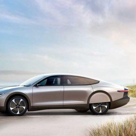 Lightyear One, el vehículo europeo que funciona con energía solar