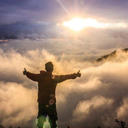 Los beneficios del pensamiento optimista en nuestra vida