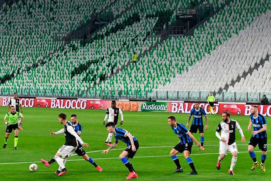 Celebrar goles desde casa y que se reproduzca en el estadio: La idea de Yamaha para partidos a puerta cerrada
