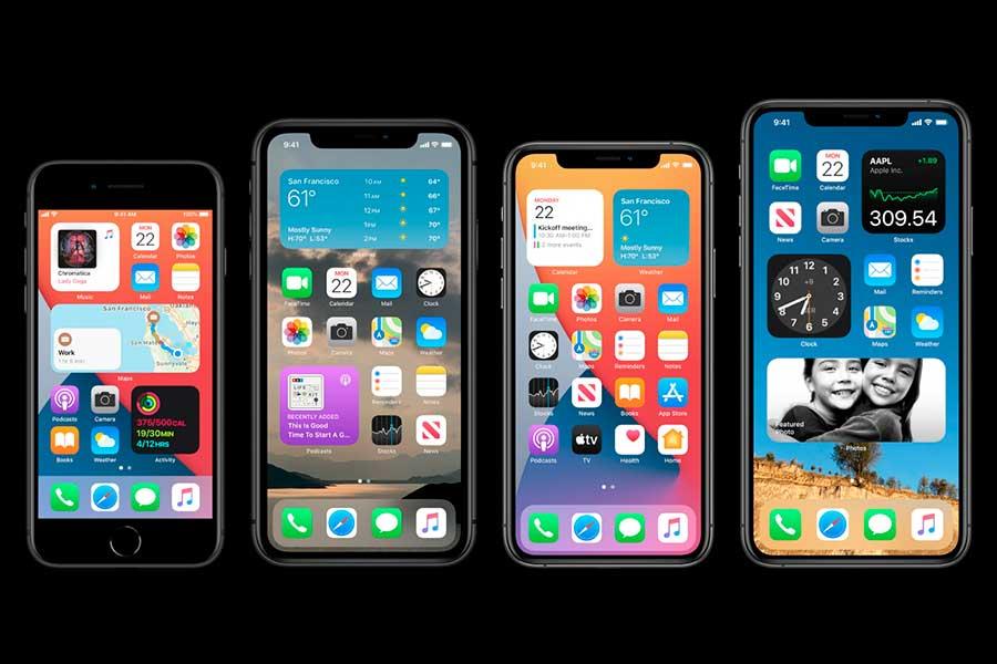 Apple anuncia iOS 14 y estas son algunas de sus novedades
