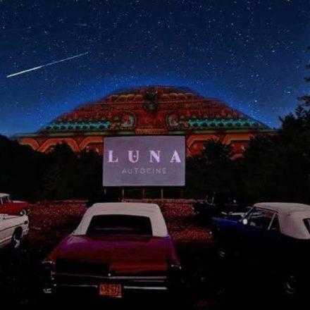 ¿Cine en las pirámides de Teotihuacán? Así es Luna Autocine