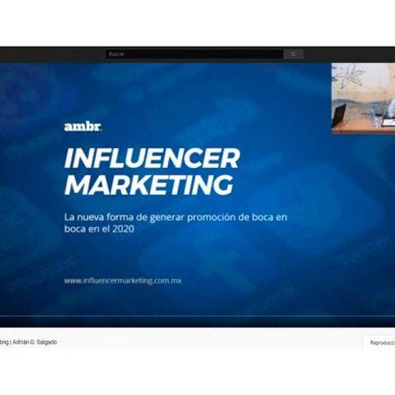 """Generar y maximizar ventas es uno de los beneficios de la herramienta """"Influencer Marketing"""""""