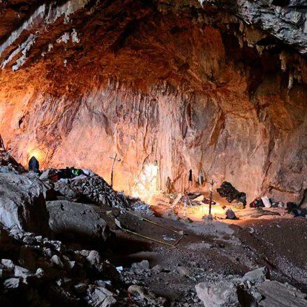Nuevos hallazgos en cueva de Zacatecas revelan que los primeros humanos habitaron América desde hace 30,000 años