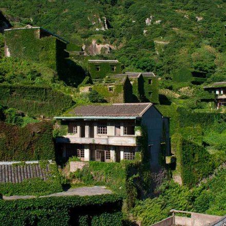 10 lugares abandonados que fueron reclamados por la naturaleza