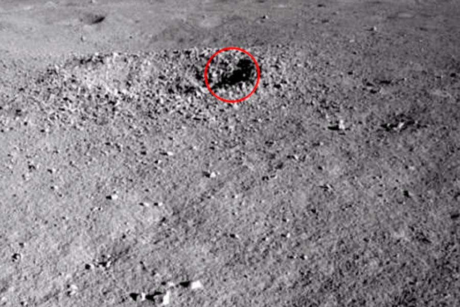 """¡Misterio resuelto! Científicos identifican extraño """"gel"""" encontrado en la Luna"""