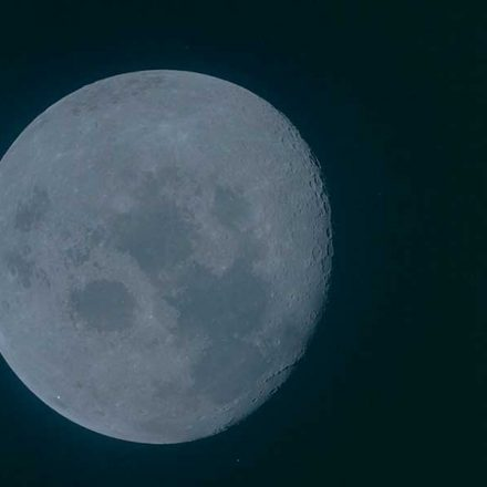 La NASA hace público archivo de fotos tomadas durante la misión Apolo (1969)